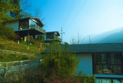 比起五星级酒店!汶川水磨古镇这家最美民宿酒店更值得你住!